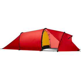 Hilleberg Nallo 2 GT Zelt red